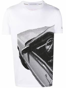 Calvin Klein Jeans футболка с принтом J30J316461YAF