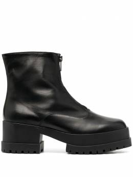 Clergerie ботинки Wylla на утолщенной подошве WYLLA