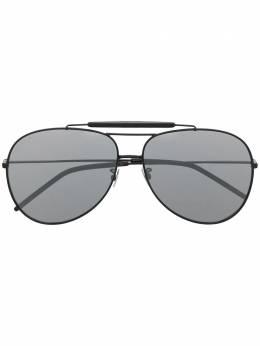 Saint Laurent Eyewear солнцезащитные очки-авиаторы CLASSIC11OVER003