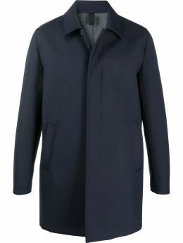Fay single-breasted trench coat NAM54410150SFB485A