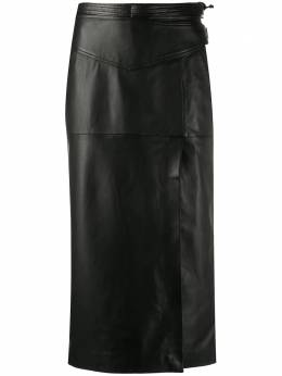 Red Valentino belted midi skirts UR0NI00U5HN