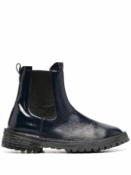 Moma ridged-sole ankle boots 1CW177NA