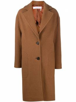 See By Chloe single-breasted coat CHS20WMA04003