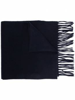 Polo Ralph Lauren embroidered logo cashmere scarf 710719823001