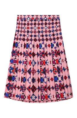 Плиссированная юбка Emilio Pucci 9N7025/ND780/10-14