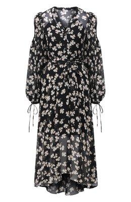 Шелковое платье Loewe S359335XD1