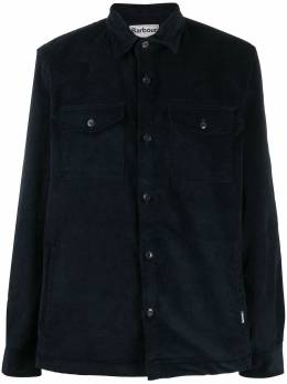 Barbour вельветовая рубашка на пуговицах MSOS0069NY91