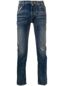 Jacob Cohen прямые джинсы J682COMF02054W4