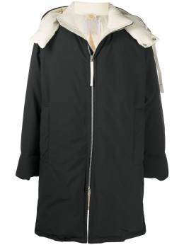Oamc Emile feather down parka OAMR441238OR442100