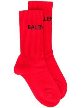 Balenciaga носки с логотипом 540615372B4