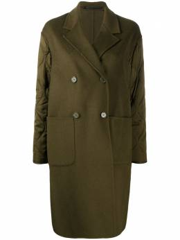 Allsaints Florence double-breasted coat FLORENCEWO138S