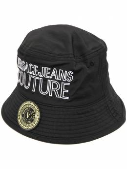 Versace Jeans Couture logo-embroidered bucket hat EE8GZAK05E85070