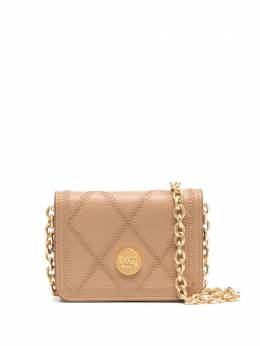 See By Chloe logo-plaque chain-strap wallet CHS20WP937849205