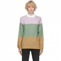 Levi's Multicolor Rugby Long Sleeve Polo 34339-0001