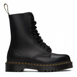 Dr. Martens Black 1490 Smooth Bex Boots 26202001