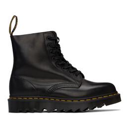 Dr. Martens Black 1460 Ziggy Pascal Lace-Up Boots 26324001