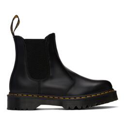 Dr. Martens Black 2976 Bex Chelsea Boots 26205001