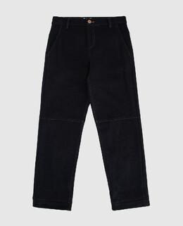 Детские темно-серые брюки Brunello Cucinelli 2300006358661