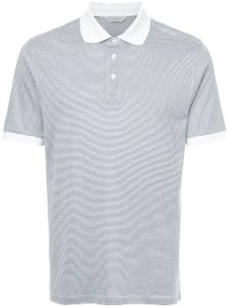Gieves & Hawkes striped polo shirt G37H9ER08038