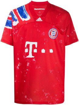 Adidas футболка FC Bayern Munich в спортивном стиле GJ9088