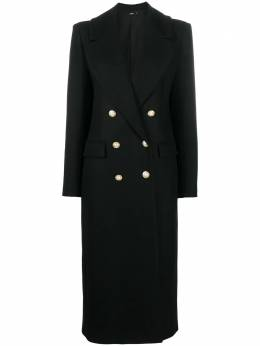 Amen pearl-button double-breasted coat ACW20111