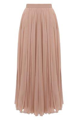 Шелковая юбка Valentino UB0RA6U02UP
