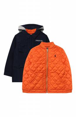 Комплект из куртки и бомбера Polo Ralph Lauren 322797759