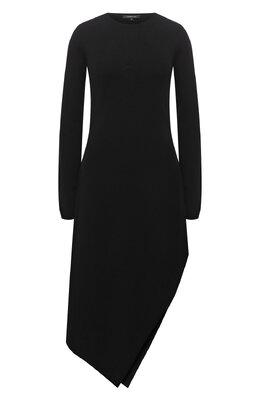 Платье из шерсти и кашемира Barbara Bui W4218WXA
