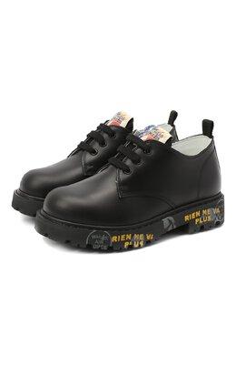 Кожаные туфли Premiata Will Be G0-URBAN/11-221470/CHILD