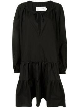 Marques'Almeida платье оверсайз PRE20DR0209SH