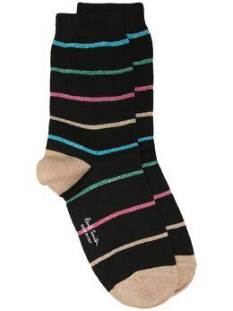 Paul Smith жаккардовые носки в полоску W1A086DEF351