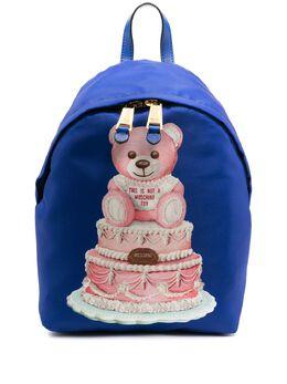 Moschino рюкзак Cake Teddy Bear A76338213