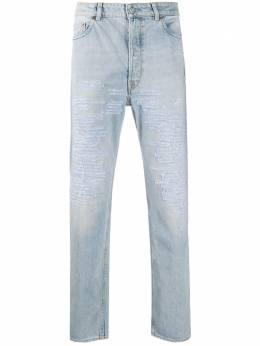 Golden Goose ripped slim-fit jeans GMP00596P00034450100