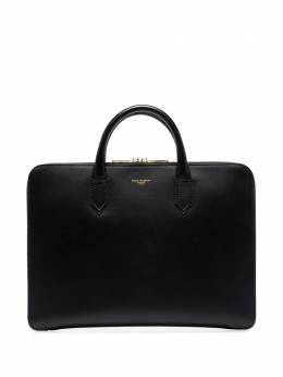 Dolce&Gabbana black leather laptop bag BM1710AC954