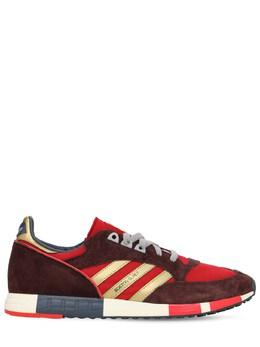 Кроссовки Boston Adidas Originals 72I0KA066-UkVEL0dPTEQ1