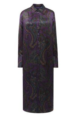 Шелковое платье Ralph Lauren 290830402