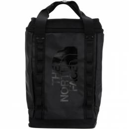 The North Face Black Explore Fusebox Backpack NF0A3KYV