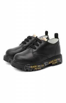 Кожаные туфли Premiata Will Be G0-URBAN/11-221470/T0D