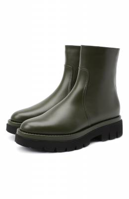 Кожаные ботинки Santoni WTER59050G0MAUDYV60