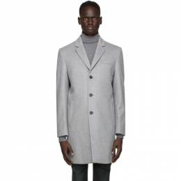Tiger Of Sweden Grey Cempsey Coat T69502001