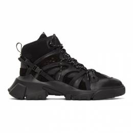 MCQ by Alexander McQueen Black Orbyt Sneakers 630794R2709