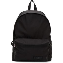 Eastpak Black Padded Streamed Backpack EK00029FC46