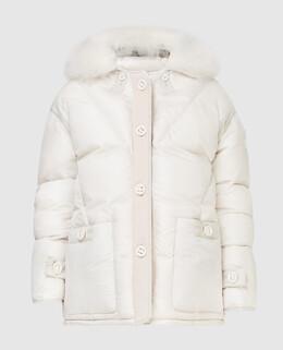 Двухсторонняя куртка Army Yves Salomon 2300006394300