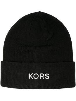 Michael Kors шапка бини с вышитым логотипом CF00033909