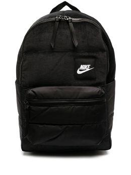 Nike рюкзак с велюровыми вставками CQ0263