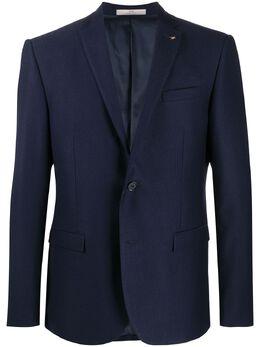 Corneliani фактурный пиджак 866Z490866505