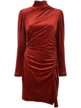 A.L.C. платье Marcel со сборками 6DRES01094