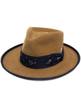 Nick Fouquet шляпа-федора Roy ROYAN550