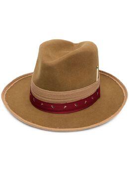 Nick Fouquet шляпа-федора Paris Texas PARISTEXAS555