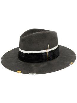 Nick Fouquet шляпа-федора Rochas ROCHAS572